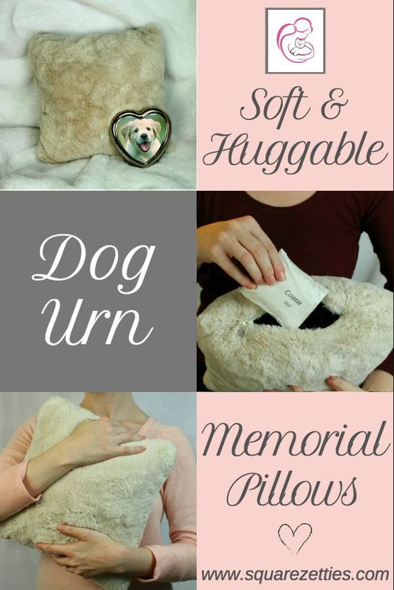 Can You Get Dna From Ashes After Cremation Looking For Pet Cremation Ashes Ideas Squarezetties Are Unique Pet Memorial Pillows Specially Designed To Give Com Pet Memorial Ideas Dogs Pet Ashes Pet Urns