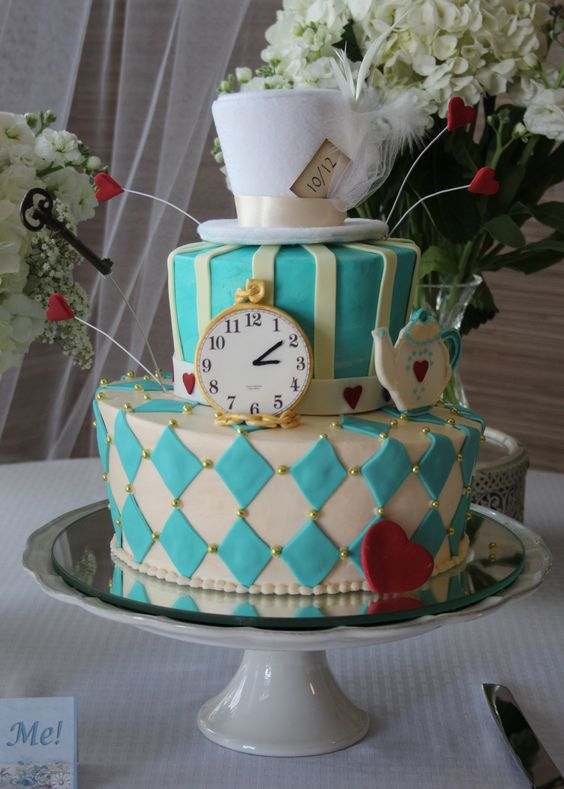 Foodie Friday: Mini Hat Cake Topper | Cute cakes ...