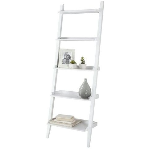Carson Leaning Bookcase Threshold Shelves Baby Rooms And The