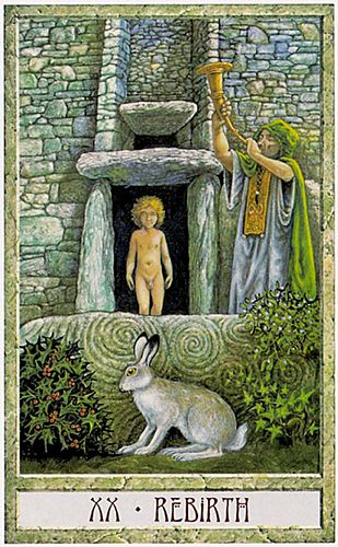 Free Daily Tarotscope -- Aug 11, 2015 -- Rebirth -- As Jupiter moves into Virgo today — for the first time in 11 years — you'll have the opportunity to look back over the strides you've made and the challenges you've faced, as you begin a brand new cycle. (more)...