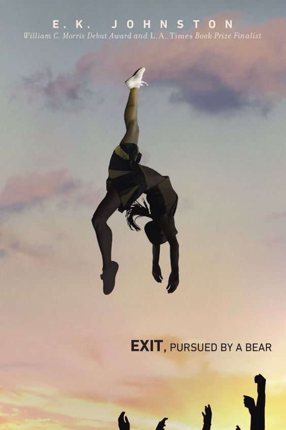 Exit, Pursued by a Bear by E. K. Johnston: