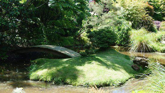 Jardin Du Soleil Levant Jardin Japonais Botanique