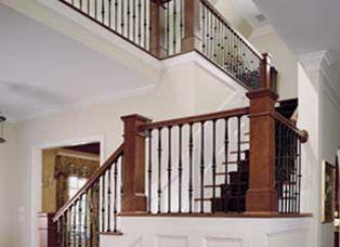 Greg - stairs link  Crown Heritage Railing