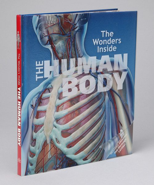 Look at this Wonders Inside the Human Body Hardcover on #zulily today!