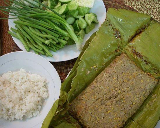 Mắm bò hóc - món ăn truyền thống ở Campuchia
