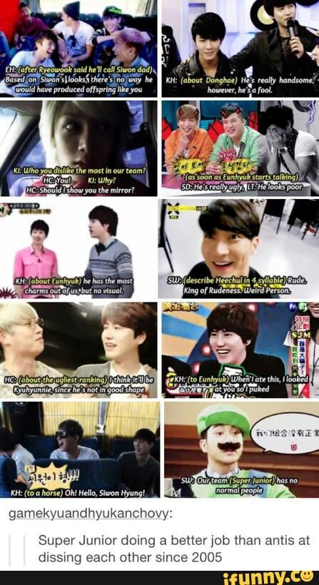 Lol superjunior