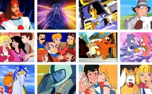 Les Series De Notre Enfance Le Documentaire Dessin Anime Enfance Dessin Anime Enfance