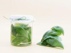 DIY-Anleitung: Basilikumöl gegen Kopf- und Gliederschmerzen herstellen via…