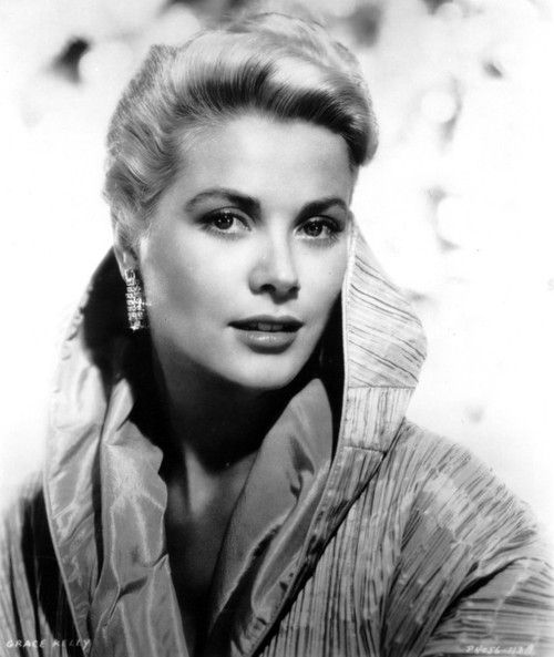Grace Kelly (Grace Patricia Kelly) (born in Philadelphia ...