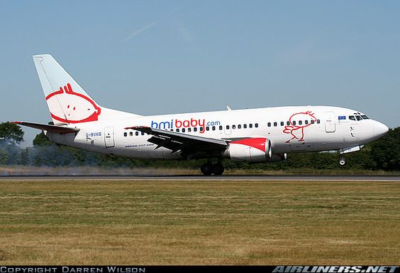 Boeing 737-59D aircraft picture