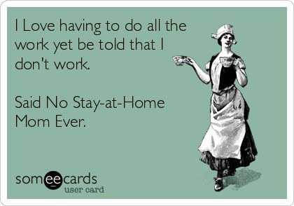 8 Stay At Home Moms Problems - United Moms Network