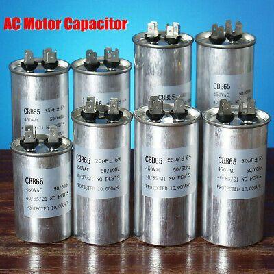 Ad Ebay Url 20 40uf Cbb65 Air Oil Motor Conditioner Compressor Start Capacitor 450v Usa 1 Air Conditioner Compressor Capacitor Electronic Accessories