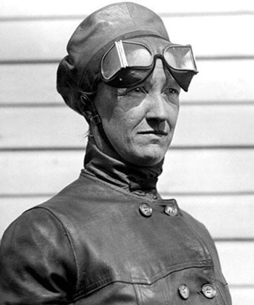 8 famous female aviators: Bessica Raiche | MNN - Mother Nature Network