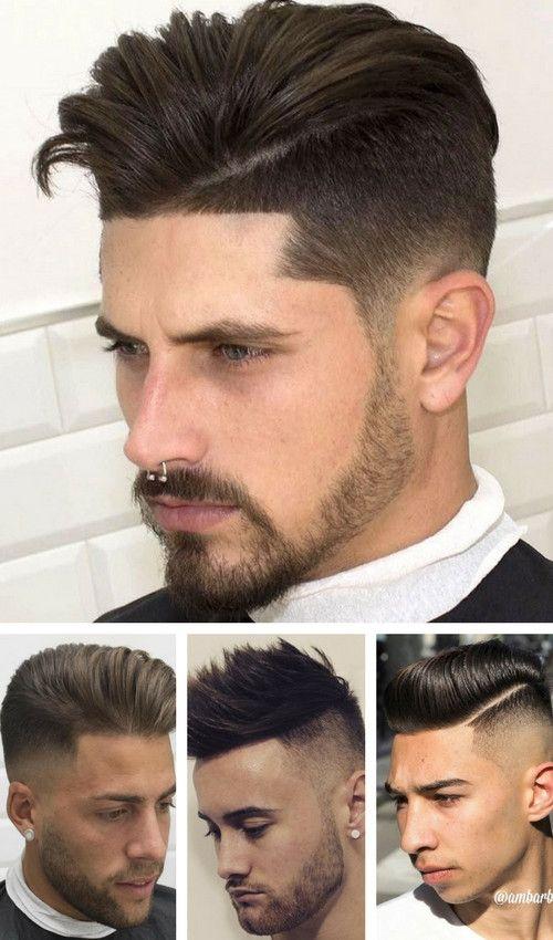 Fade Frisur Namen Neue Frisuren Haarschnitt Ideen Fade Haarschnitte Fur Herren Trendige Herrenhaarschnitte