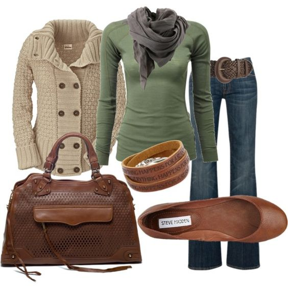 """Warm Tones"" by anne-ratna on Polyvore"