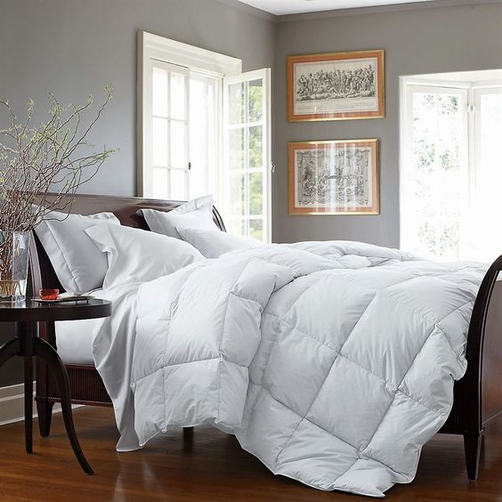 Home Collection™ Luxury Down Fiber Comforter