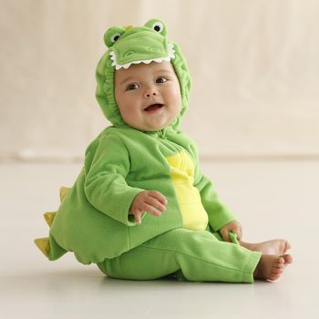 Little Alligator Halloween Costume