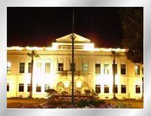 Antiguo palacio de gobierno hoy rectoría UABC