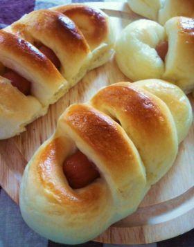 「ソーセージ☆パン」katumi   お菓子・パンのレシピや作り方【corecle*コレクル】