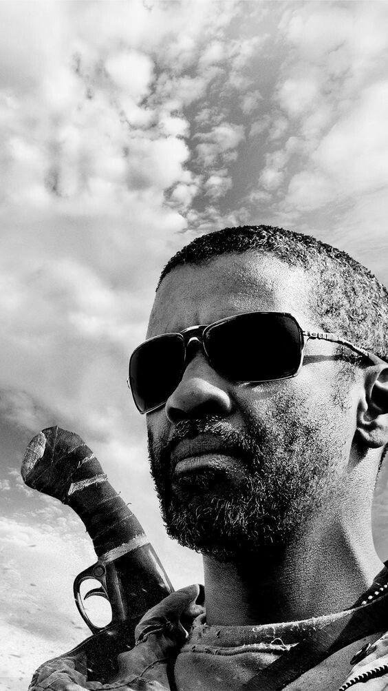 Pin By Akira Montero On B W Movie The Book Of Eli Denzel Washington Black Actors