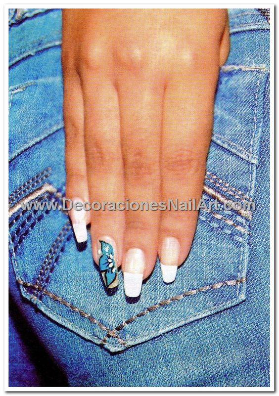 diseño de uñas pinceladas: Decorated Nails, Cheap Sunglasses, Nail, Bosi Estilo, Raybansunglasses Rayban, Beauty, Rayban Outlet, Rayban Sunglasses