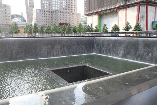Pope Francis' adress at the Ground Zero Memorial