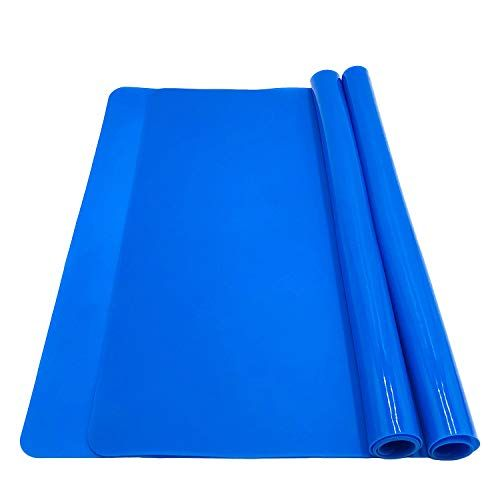 Silicone Baking Mat For Dough Rolling Pastry Fondant Mat Large