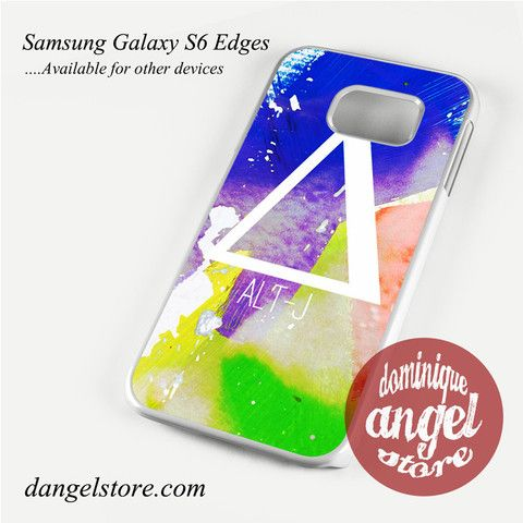 alt-j music band Phone Case for Samsung Galaxy S3/S4/S5/S6/S6 Edge for $12.99