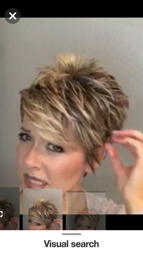 Deep Part Pixie Wig Deep Part Pixie Wig Kurze Haare Frisur Ideen Schone Frisuren Kurze Haare Haarschnitt Kurze Haare