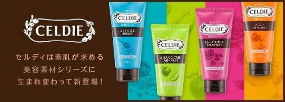 Espuma de limpeza facial Celdie