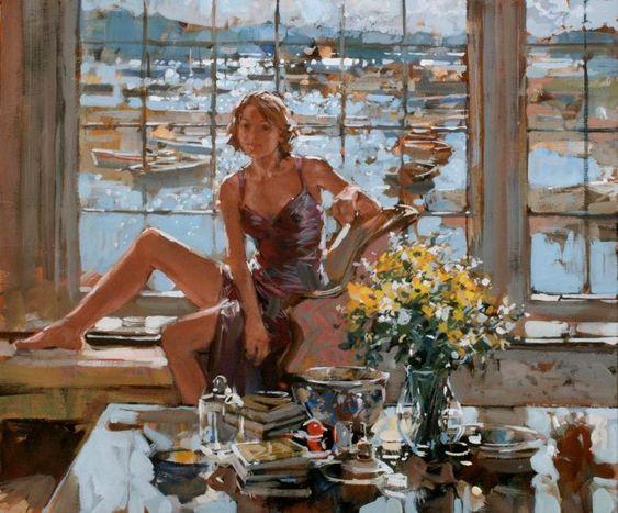 Paul Hedley Tutt Art