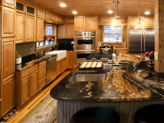 granite counters doors cabinets granite glaze alder cabinets kitchens
