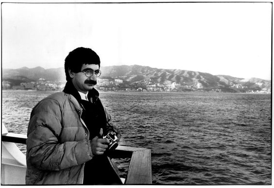 Vito Teti, sullo Stretto tra Calabria e Sicilia, 1982. (c) photo Salvatore Piermarini