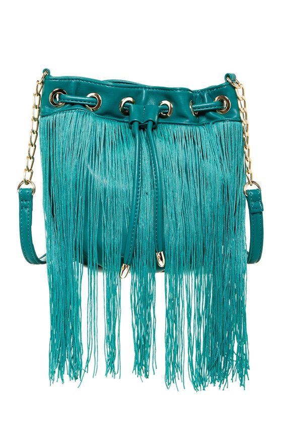 Maggie Fringe Faux Leather Crossbody Bag by Deux Lux on @nordstrom_rack