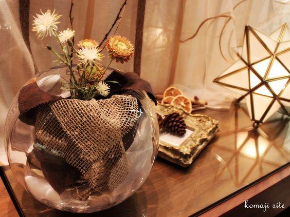 コラム記事用のカットのディスプレイをご紹介。 雑貨のディスプレイ ココチエ(kokochie) インテリアコーディネーター、小島真子さんのPhoto