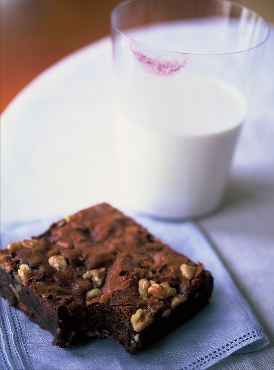 Outrageous Brownies | Recipe | Ina garten, My mom and Mom