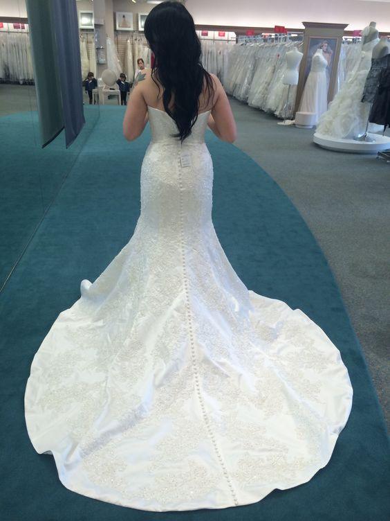 Love my dress!