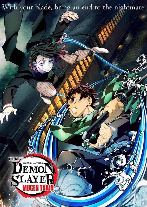 Free Download Demon Slayer Kimetsu No Yaiba The Movie Mugen Train 2020 Dvdrip F U L L Movie English Subtitle Demon Slayer Kime Demon Slayer Train Movie