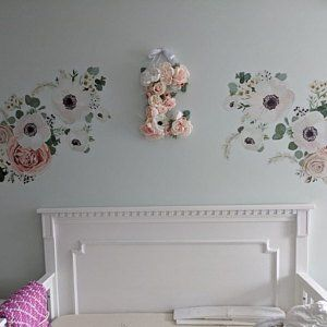 Acquisto Fiori.Flower Mobile Nursery Mobile Baby Girl Mobile Princess Mobile