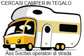 associazione socitas onlus cerca camper in donazione