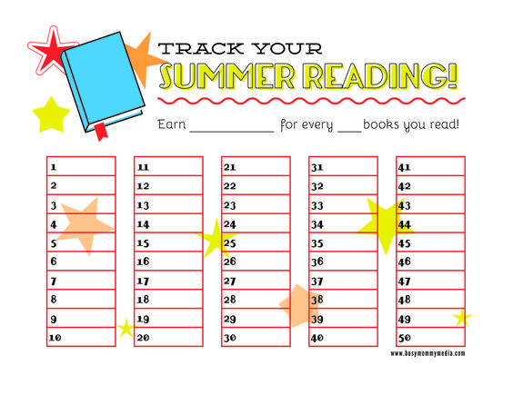 Which book should i do for my summer reading project?