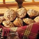 Isaiah's Pumpkin Muffins with Crumble Topping Recipe | Taste of Home Recipes