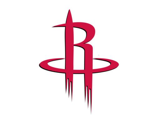 There Are Only Two Colors In Houston Rockets Rockets Logo Nba Houston Rockets