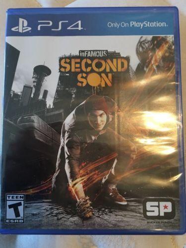 PS4 InFamous Second Son Game Brand Ne https://t.co/tDXYg3m5Pv https://t.co/0NhmuXq1d2