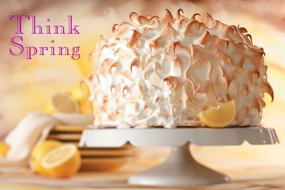 Spring Baking & A Giveaway!