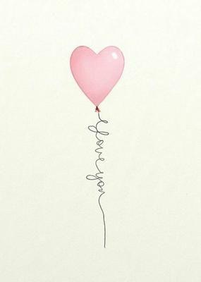imagen de amor love you