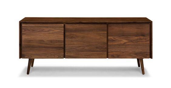 Seno Walnut Sideboard $1099