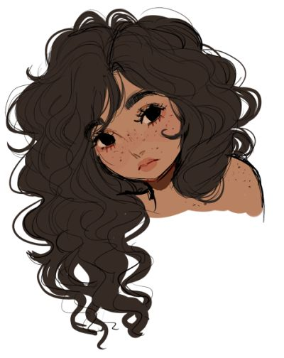 Cartoon Characters With Curly Hair : Sugarglum moved 그림참ㄱㅗ pinterest winter hair