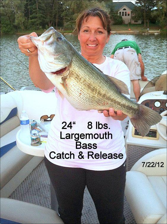 Nice one!  Largemouth Bass