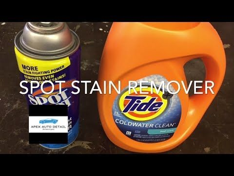 466 Spot Shot Instant Carpet And Fabric Stain Remover Versus Tide Cold Water Clean Fresh Sce Stain Remover Carpet Carpet Cleaning Hacks Fabric Stain Remover